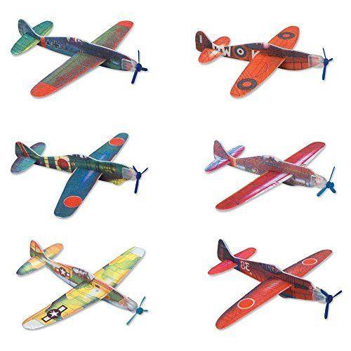 Glider Planes 24 pack Rhode Island Novelty http://www.amazon.com/dp/B00G8KBO7E/ref=cm_sw_r_pi_dp_UblIvb1ZHF7G1