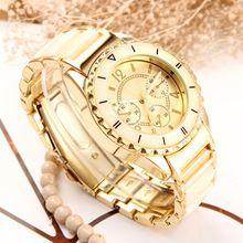 Женщины кварцевые часы новый дизайн бренда браслет стиль часы часы 2016 роскошные золотые Керамика Дамы наручные Часы для женщин мода(China (Mainland))