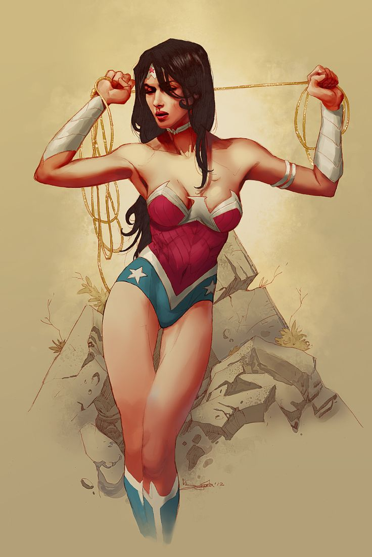 Wonder Woman new 52 by Takrezz on deviantART