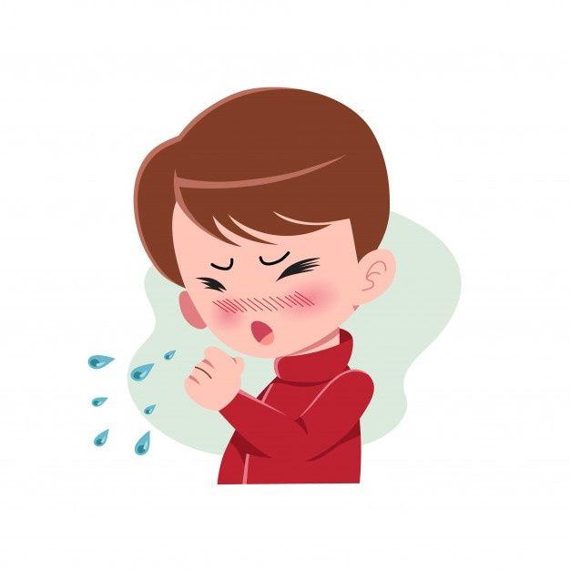 Ninos O Personas Que Padecen Diversos Si Premium Vector Freepik Vector Hombre Dibujos Animados Piso Enfe Resfriado Comun Sintomas De Gripe Resfriado