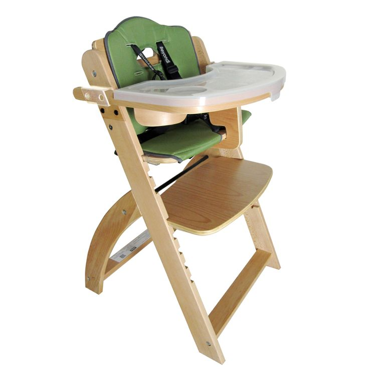 This Is Beyond Junior Wooden Baby High Chair From Abiie.com. Itu0027s Made Of