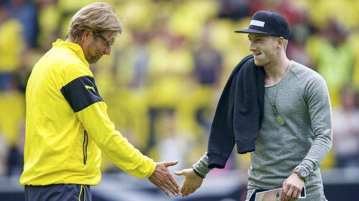 Borussia Dortmund akan menghadapi Liverpool sekaligus mantan manajer Jurgen Klopp dalam pertandingan Liga Eropa perempat final.