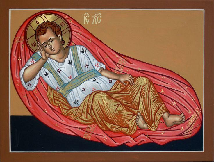 "Christ the Unsleeping Eye (""anapeson"") | by MatthewDGarrett"