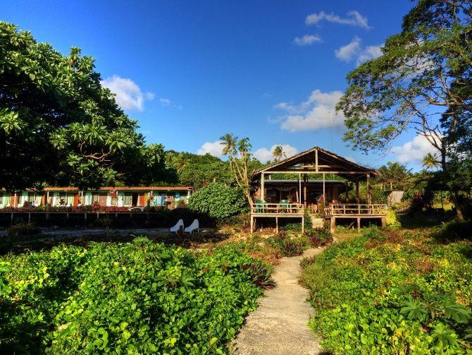 Hideaway Resort - Eua, Tonga