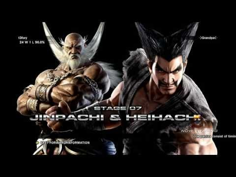 🎮Tekken Tag Tournament 2 Gameplay Arcade Mode 2 vs 1 2011 🎮