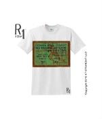 '39 ORANGE BOWL Football Ticket Shirt, Tennessee football ticket shirt by ROW 1™