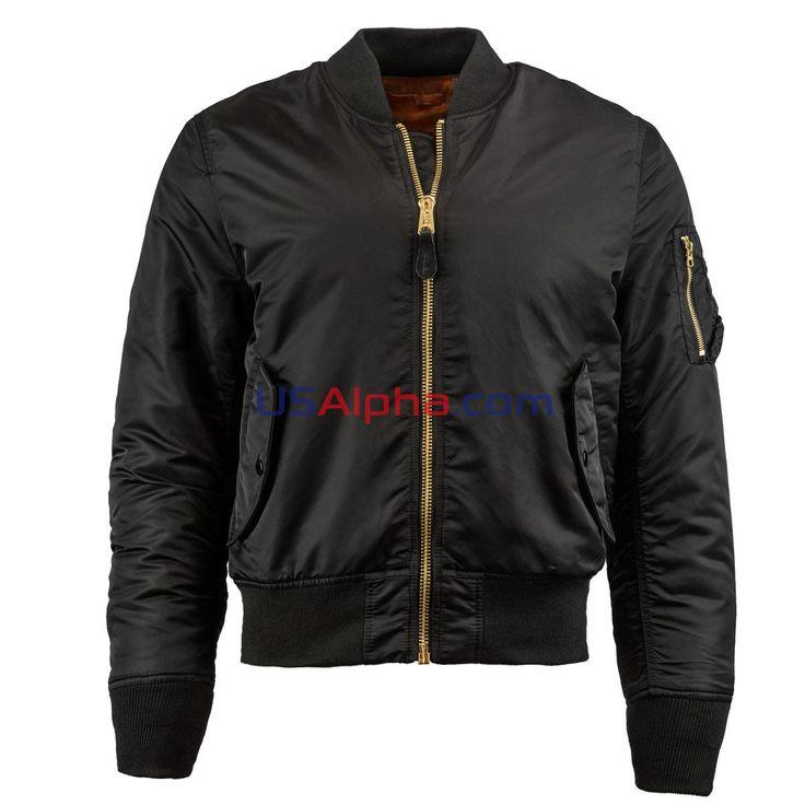 Куртка MA-1 Slim Fit #аляска #парка #куртка #мужская куртка #зимняя куртка #usalpha.com #бомбер #летная куртка #демисезон