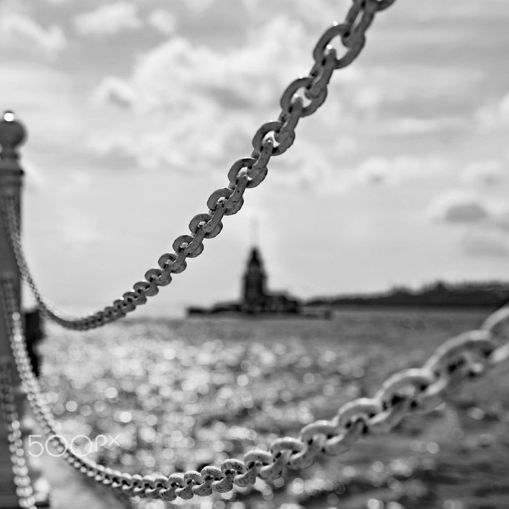 Chain by Efemir Art Studios - Photo 151676125 - 500px.  #sky #beach #sun #clouds #ocean #architecture #summer #beautiful #mosque #maidenstower #leanderstower #towerofleandros #tower #kızkulesi #istanbul #turkey #türkiye #bosphorus #landscapes #travel #vacation #light #sea #augsburg #munich #muc #münchen #stuttgart #ankara #izmir