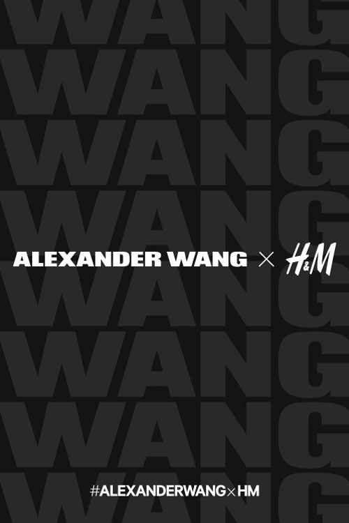 H&M x Alexander Wang