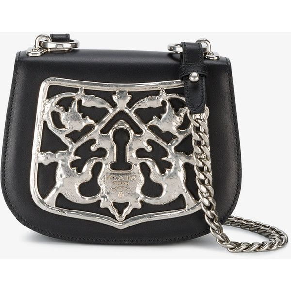 Prada mini cross-body satchel (27.019.315 IDR) ❤ liked on Polyvore featuring bags, handbags, leather satchel handbags, leather crossbody handbags, mini handbags, mini crossbody purse and leather man bags