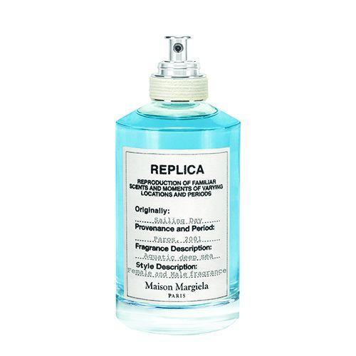 Maison Margiela Replica: New Fragrance Sailing Day, Paros 2001 ~ Niche Perfumery