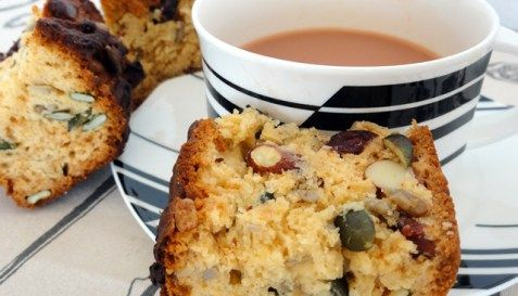 Recipe For Trail Mix Rusks