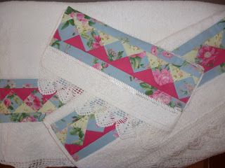 MARCIA BARRETTO patchwork: Toalhas de banho