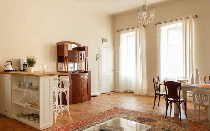 apartament interbelic in cluj designst 04 Un apartament interbelic din Cluj: unde poți locui, dacă mergi la TIFF sau doar în vacanță