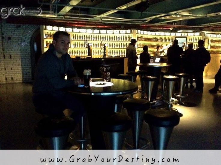 Dublin... Dublin... Dublin :)  #GrabYourDestiny #Travel #Dublin #Ireland #DigitalNomad #JasonAndMichelleRanaldi #Guinness #St.JamesGateBreweryDublin     www.GrabYourDestiny.com