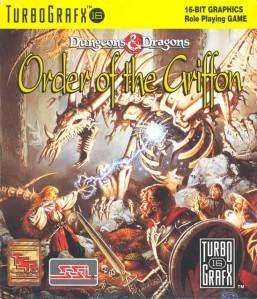 Order of the Griffon, one of the Top Ten TurboGrafx-16 Games (Part II)