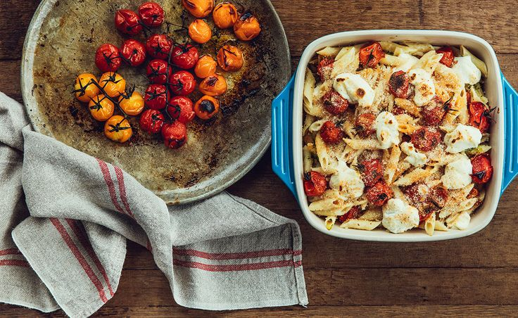 Mac & Cheese with Roasted Tomatoes and Il Villaggio Mascarpone Cheese – Week 23: Italian-style | Natrel