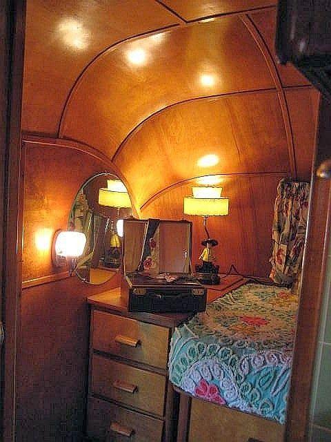 Retro Caravaning Vintage Caravan InteriorsVintage Camper
