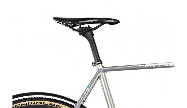 FOCUS Bikes Mares AX Commuter Cyclocross 20G 28 silver - till fenomenalt pris på…