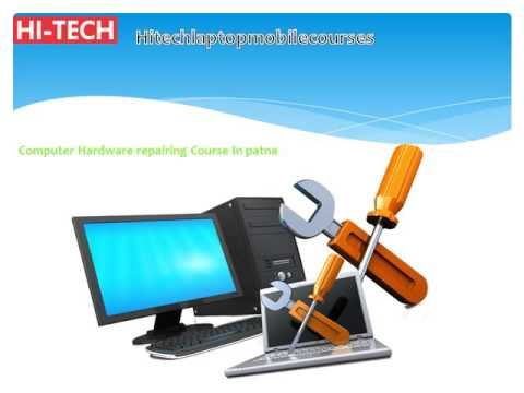 Training is given by expert technicians from basic level at Hi Tech institute in Patna, Bihar. Students who aspire to take computer hardware as their career can enroll for this course. Everyone needs to learn computer repairs at least to fix their own personal computer.