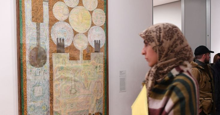 MoMa Removes Western Canon Pieces to Foreground Art From Countries Affected by Trump Travel Ban http://lnk.al/3INb #artnews