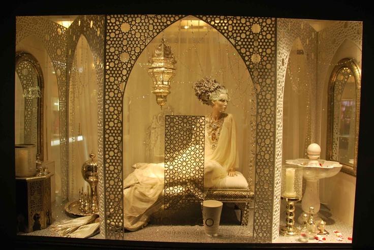Harrods londres artisanat du maroc andal design