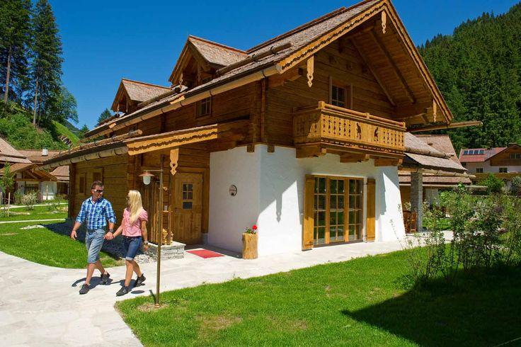 Acht Almhütten zum Verlieben im Großarltal, idealer Ausgangspunkt zum Wandern oder Skifahren, eigene Sauna und Garten-Badewanne