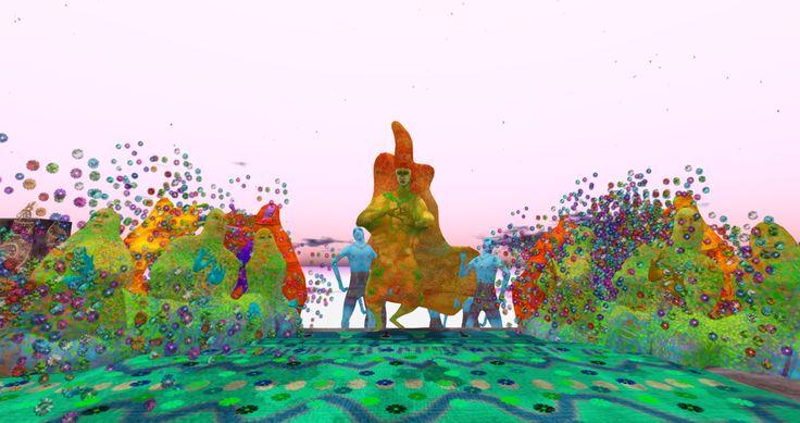 https://flic.kr/p/H5juFe   Fantasy Faire 2016   Sim: Sapphire Mirror Lake