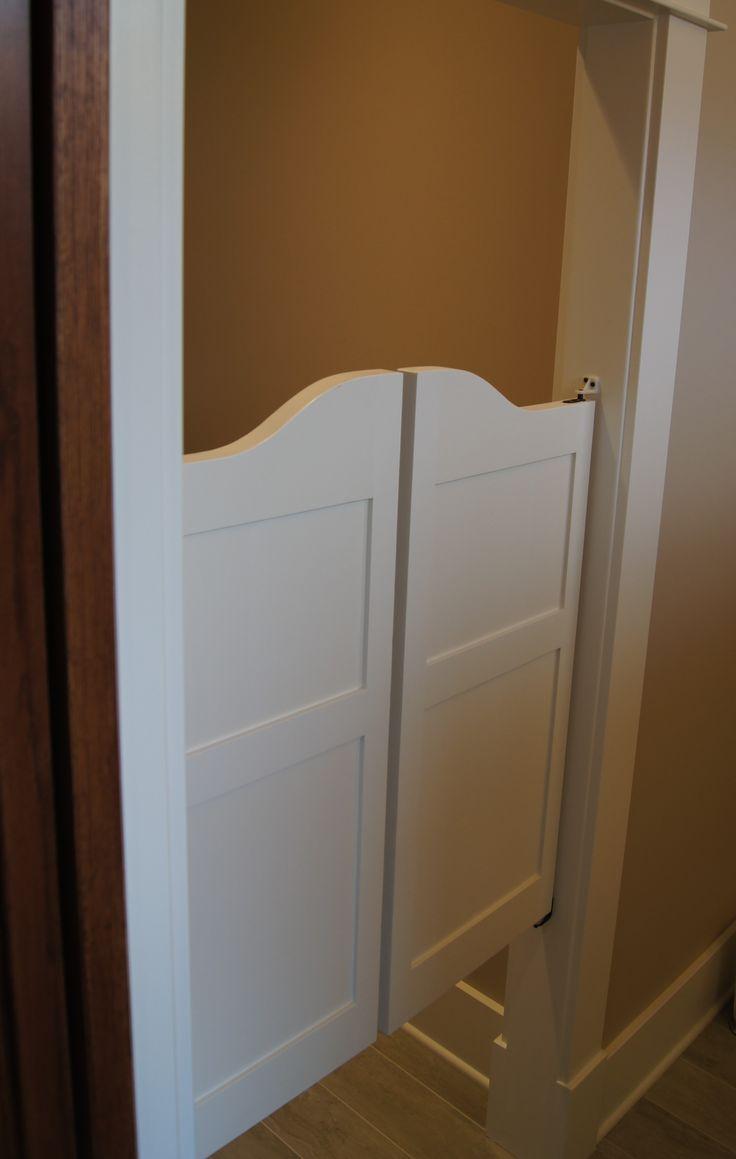Arch Top Shaker Style Saloon Doors Bathroom Pinterest