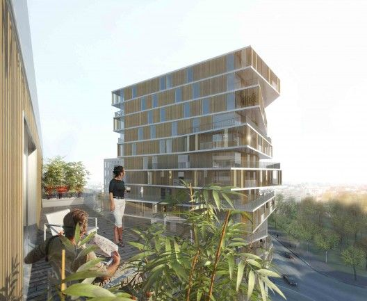 The Masséna Competition Entry (3)