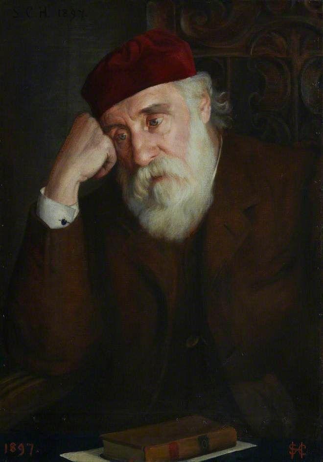 George Macdonald, Poet and Novelist (Sarah Cecilia Harrison - )