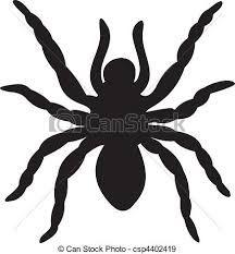 Resultado de imagen para araña dibujo