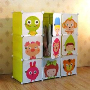 kids wardrobe storage http://wallartkids.com/little-boys-bedroom-ideas