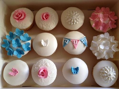 Pretty Little Mothers Day Cupcake Set psiche0