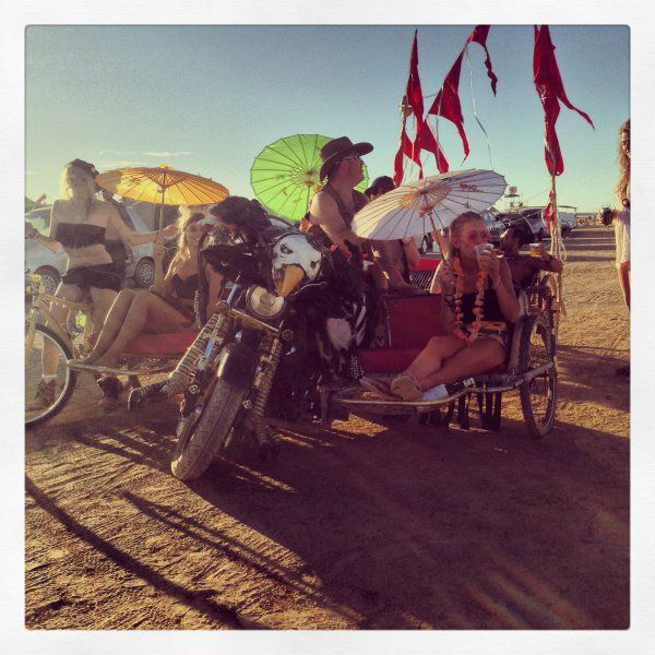 2014 – Craig de Villiers | AfrikaBurn