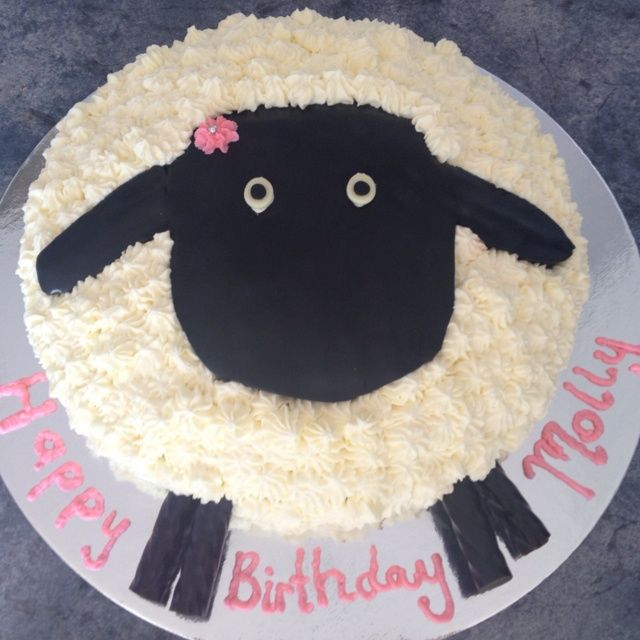Best Cakes Images On Pinterest Birthday Party Ideas Kitchen - Sheep cakes birthday