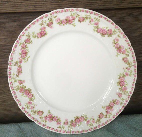 Half Price Haviland Sale Antique Haviland Limoges Plate