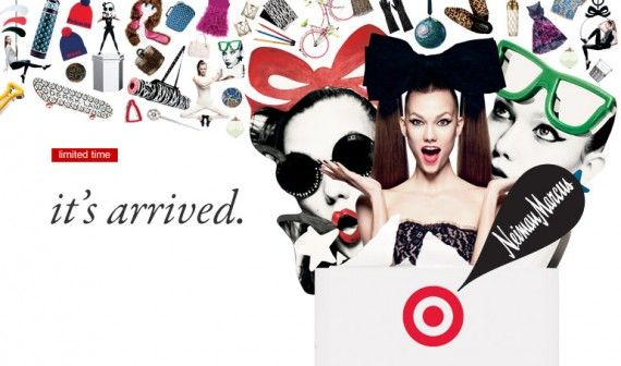 Target + Neiman Marcus Holiday Collection has arrived!