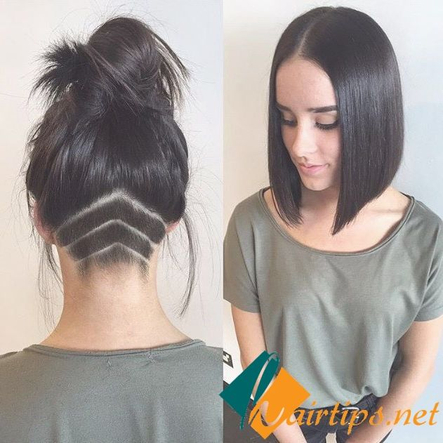 Wearing Your Long Bob Hairstyles in Different Ways
