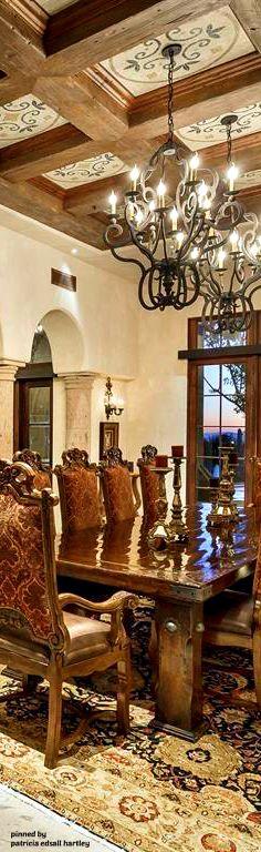 Mediterranean/Tuscan/Old World Decor