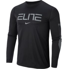 Nike Men's Elite Long Sleeve Shirt available at Dick's Sporting Goods!