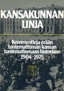 Kansakunnan linja | Kirjasampo.fi - kirjallisuuden verkkopalvelu