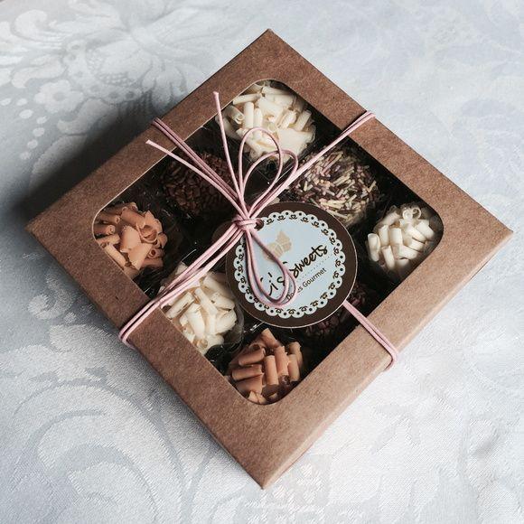 Resultado de imagem para embalagens para doces gourmet