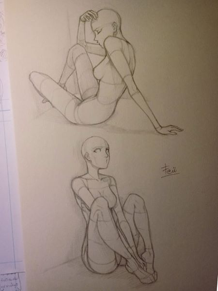 Drawing body structure 39 Ideas