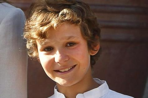 Felipe Juan Froilán de Marichalar y Borbón – Eldest grandson of King Juan Carlos of Spain. The 13 years old royal accidentally shot himself in the foot this weekend. Thus he is following family traditions. The King's younger brother was killed by a shot aged 14 in 1956. Juan Carlos was present and there still exist rumors he might have accidentally killed his brother.
