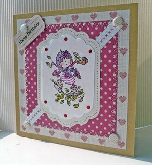 tilly daydream leaves card ideas - Google Search