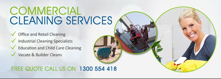 We are ready to give new and shiny look to your office and other commercial places with our cleaning services in Melbourne.