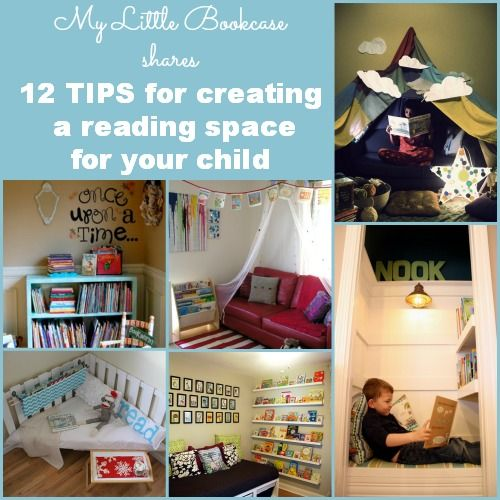 12 Tips For Creating A Reading Space For Kids_ My Little Bookcase