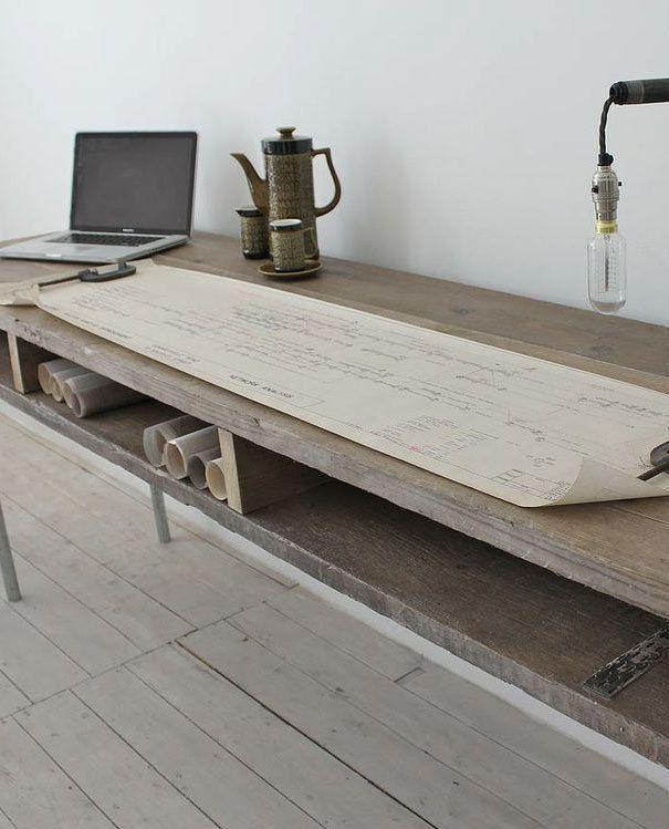 slaapkamer steigerhout - Google zoeken