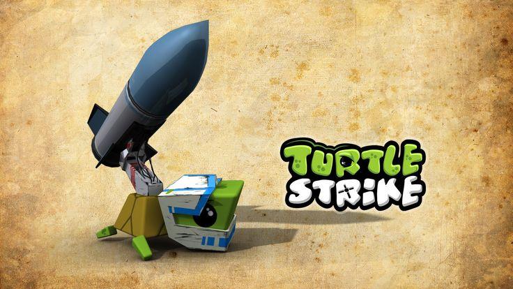 TurtleStrike Wallpaper